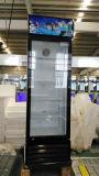 Form Entwurfs-überlegene Leistungs-aufrechter Medizin-Gefriermaschine-Schaukasten