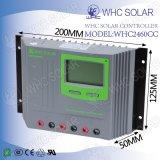 Собственная личность охлаждая регулятор панели солнечных батарей PWM для солнечной системы