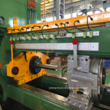 machine en aluminium de l'extrusion 1250t