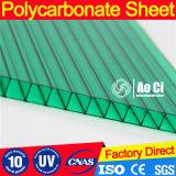 La Chine a gravé la feuille solide de solide de polycarbonate de feuille