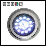 indicatore luminoso subacqueo della piscina di 18X3w 3in1 RGB LED