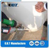 Outils électriques automatiques de soudure de main d'extrudeuse pour la matière plastique