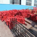 Ss100/100 1ton doppelte Rahmen-Baumaterial-Hebevorrichtung