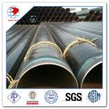 3lpe A106 Gr. B Sch40の炭素鋼溶接されたERWの管