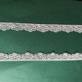 Le Spandex en nylon de tissu décoratif garnit le lacet
