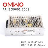 Zuverlässige Schaltungs-Stromversorgung der QualitätsWxe-60s-5 12A 60W 5V