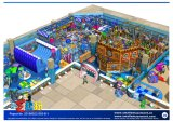 TUV Proved Indoor Playground Equipment with Inflatable