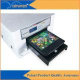Größe DTG-Drucker der Digital-Shirt-Drucken-Maschinen-A3 mit niedrigem Preis