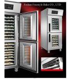 16 Tellersegment-Bäckerei-Dauerbremse Proofer im Gärung-Gerät für Gärung-Teig (ALB-16LD)