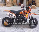 Nuovo del colpo 50cc 2 del motore di raffreddamento ad acqua motociclo della strada fuori