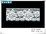 Garniture de lacet de Madame Bra Lace Accessories Nylon
