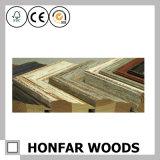 Деревенская серая деревянная картинная рамка отливая в форму для домашнего украшения