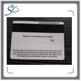 Cartão do presente do comprovante para a promoção do negócio