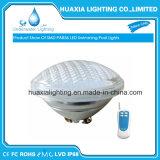 indicatore luminoso subacqueo della piscina di 24watt LED (vetro spesso)