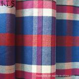 ワイシャツまたは服Rlsc40-20のための100%年の綿ポプリンの編まれたヤーンによって染められるファブリック