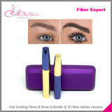 Eyelash Extension 3D Fibers Lashes Mascara con etiqueta privada