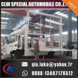 Het vrachtwagen Opgezette Mobiele LEIDENE van de LEIDENE Vrachtwagen van de Vertoning P10 Digitale Aanplakbord van de Vertoning