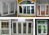 عمليّة بيع حارّ مزدوجة يزجّج ألومنيوم/ألومنيوم معلنة ثابتة زجاج ينزلق & شباك نافذة