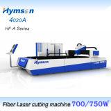 Máquina de corte de fibra com máquina a laser CNC Cortador de aço
