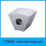 Magnete fissabile dell'arco del neodimio con il foro