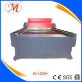 El SGS revisó el cortador del laser con el vector de trabajo grande de los 2.5*1.3m (JM-1325H)