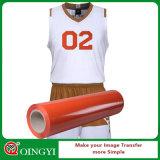 TシャツのためのQingyiの高品質の転写紙の屈曲PUのビニール