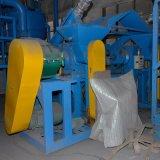 Planta CQJ-280 de goma del neumático de la viruta amoladora de la trituradora de neumáticos automática de reciclaje