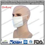 医療機器等級によって着色される4ply使い捨て可能な耳ループマスク