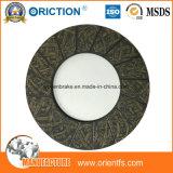 Material de grande resistência do revestimento de embreagem com fibra de vidro