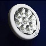 Indicatore luminoso di soffitto economizzatore d'energia del sensore infrarosso LED del LED 7W
