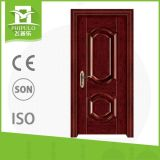 La porte du Kerala de porte de Chambre conçoit la porte solide en bois de teck