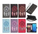 2017 nuevos móviles de la carpeta del diseño/caja del teléfono celular para el iPhone/la cubierta del teléfono móvil de Samsung