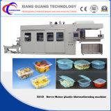 BOPS Máquina Full-termoformadora de plástico automática con Stacker