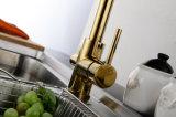 Manija doble de superficie múltiple Tratamiento RO golpecito de la cocina