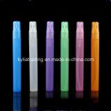 Бутылка брызга Vials/дух пер тестера дух цилиндра 15ml цветастой замороженная пластмассой пустая (KLPP-02)