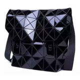 Signora geometrica rombica nera Handbag (M005-4) dell'unità di elaborazione