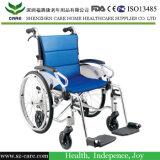 O fabricante da cadeira de rodas especializa-se na reabilitação da terapia física
