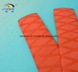 X tubazione termorestringibile X del reticolo decorativo antisdrucciolevole di figura della striscia