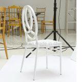 Silla moderna del metal caliente de la venta para la boda