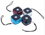 De draagbare Mini Draadloze Spreker Bluetooth van de Muziek met Groef van de Kaart van de FM de RadioUSB TF