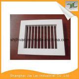 単一の偏向のグリルの空気グリルの天井の拡散器の調節