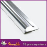 Ajustes redondos del azulejo del borde del suelo de aluminio antirresbaladizo para el cuarto de baño
