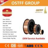 高品質Er70s-6 1.0mm 15kg/Spoolミグ溶接ワイヤー