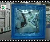 Ladrillo de cristal claro o coloreado del Bloquear-Vidrio para la pared