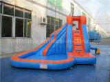 Corrediça de água inflável barata, corrediça da associação para o divertimento dos miúdos