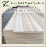 El doble cara 18 milímetros de madera contrachapada laminada melamina