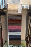 Tessuto 100% di tessile impresso del poliestere del velluto (EDM5097)