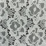 Tessuto di lavoro a maglia del merletto dello Spandex di alta qualità del grossista per vestiti