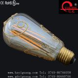 St64 2W 4W 6W 8W neues Heizfaden-Licht der Entwurfs-Weinlese-Art-Birnen-LED