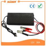 Suoer 12V 30Aは充電器(SON-1230B)絶食する